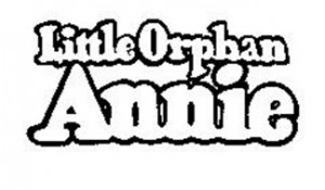 little orphan annie colouring pages (page 2)