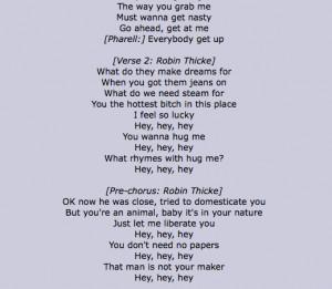 Good Rap Song Lyrics