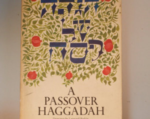 Passover Book, Drawings by Leonard Baskin 1974 ...