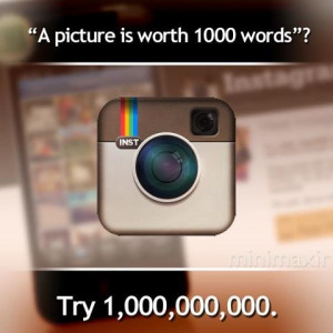 Instagram...instabillionaire