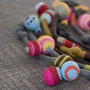 Chocolate Creative: kjoo crochet Jewelry