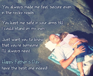 Fathers Day Quotes From Son And Daughter In Law 2015