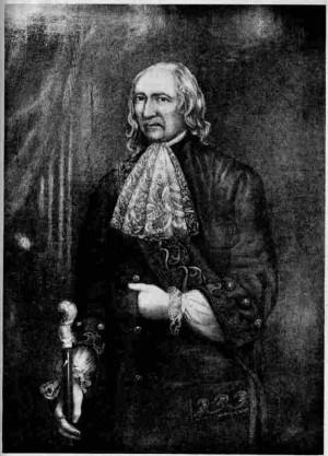 Captain George Curwen.
