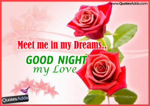 and New Good Night Quotations for Romantic lovers, Good Night Romantic ...