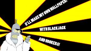 2560x1440 futurama bender quotes funny 1920x1080 wallpaper Wallpaper ...