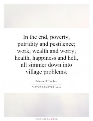 Village Quotes
