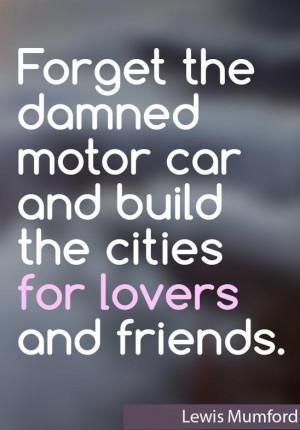 Lewis Mumford Quotes (Images)