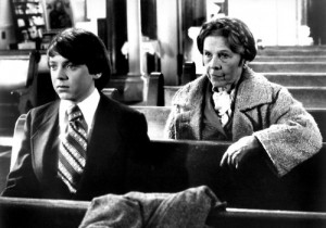 Ruth Gordon, at left, in Hal Ashby's Harold and Maude.