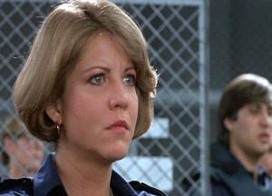 Nancy Allen in Dressed to Kill - 1980 film