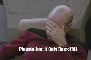 Captain Picard Facepalm Text
