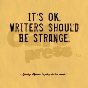 Writer Quotes