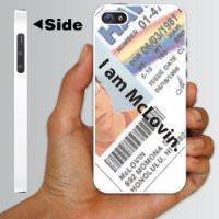 iPhone 5 Hard Case : Superbad Movie Quote