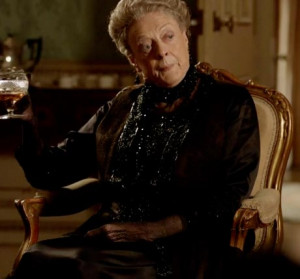 Downton Abbey Season 3 – 'I Am Never Wrong' Declares Dowager