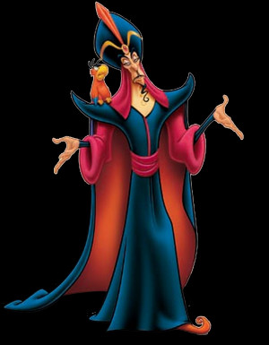 jafar background information feature films aladdin the return of jafar ...