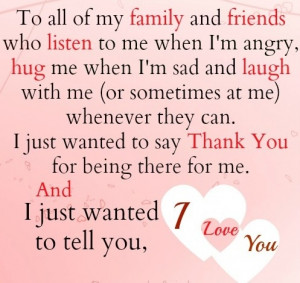 To my blood and non blood related family all over the world.