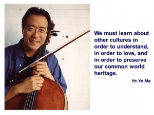 Yo Yo Ma :: Collaborates with artists in other genres, communicates ...