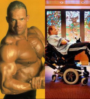 Lex Luger Then and Now