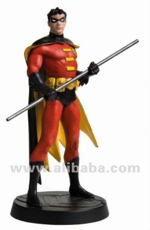 View Product Details: ROBIN DC Comics Super Hero Collection HAND ...