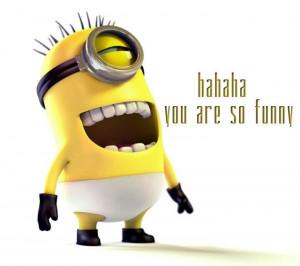 funny minion quotes | Funny minion