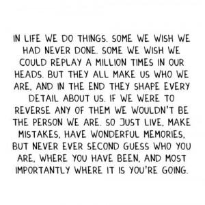 life, quote, seconds, true, words