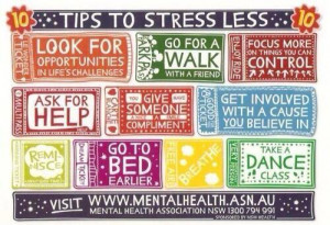 Tips to Stress Less' @10MillionMiler #infographic #quotes #leadership ...