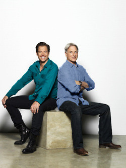 Michael Weatherly/Mark Harmon 1st Friendship Appreciation Thread!