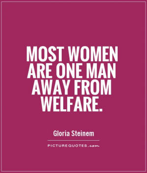 Funny Quotes About Welfare