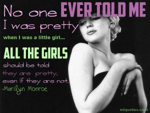 Marilyn Monroe Picture Quote