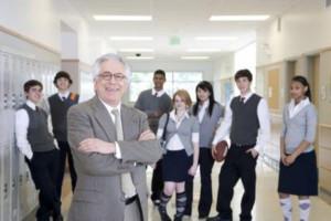 School principals keep schools running smoothly. (Photo: Jetta ...