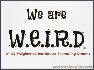 Whatzweird.com is scheduled to go live September 11th at 3pm, CST .