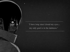 sasuke darkness by aloli