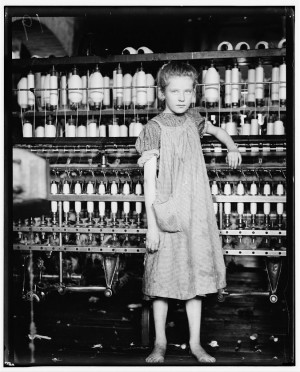... to work in factories yet child labor continued in rural communities