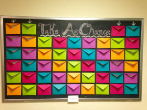 Take a Chance: Kindness Notes
