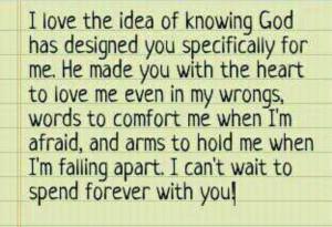 Dear future husband:
