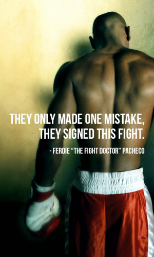 Motivational Boxing Quotes for Athletes