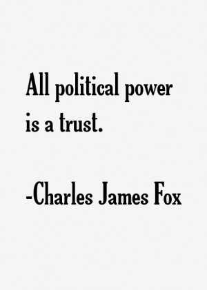 View All Charles James Fox Quotes