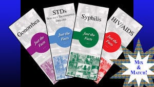 STD Prevention Brochure