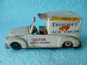 Ice Cream Truck Toy