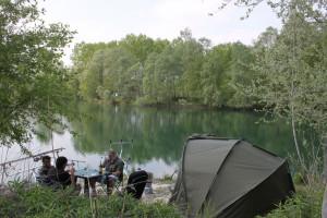 Carpfishing Lago Boschetto