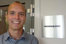 Rein Amund Schultz, Head of IT development at NASDAQ OMX, Norway
