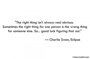 quote-book:— Charlie Swan, Eclipse.submitted by: rriiaa.