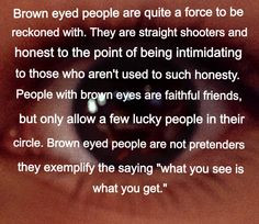 people with brown eyes quotes people with hazel eyes quotes people ...