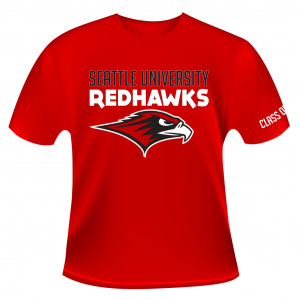 Seattle University Orientation Shirts
