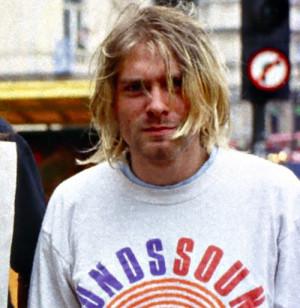 Kurt Cobain Krist Novoselic