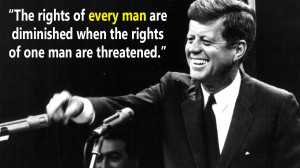 re taking a look at the legacy of john fitzgerald kennedy one of our ...