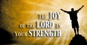 Joy The Lord Romans