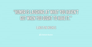 Laughing at You Quotes