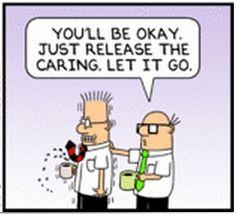 Dilbert. More