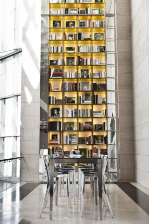 Alain Ducasse IDAM Restaurant at Museum of Islamic Art, Qatar designed ...