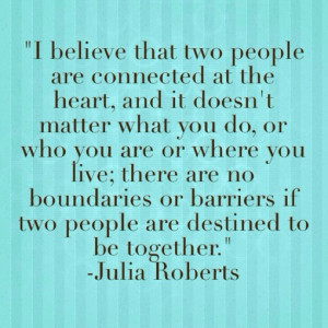 Julia Roberts: Quote You Ought To Know!